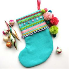 Bugs and Fishes by Lupin: Christmas Tutorials