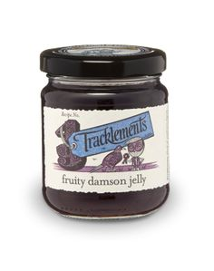 Tracklements Fruity Damson Jelly