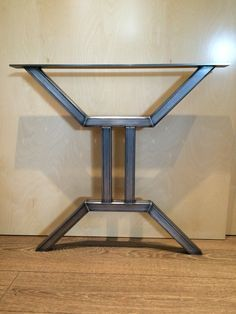 Metal table legs (2):