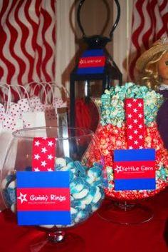 SugarPalooza: American Girl Party