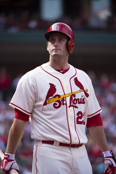 St. Louis Cardinals David Freese