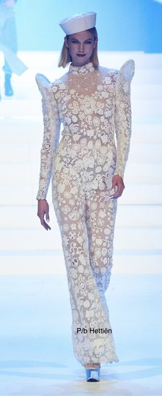 Haute Couture Paris, Style Haute Couture, Spring Couture, Couture Week, Jean Paul Gaultier, Paul Gaultier Spring, Fashion Week, Fashion 2020, Runway Fashion