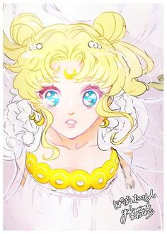 Princesa Serenity - - Fanart by 雪なみ - Sailor Moons, Sailor Moon Manga, Sailor Moon Fond, Sailor V, Arte Sailor Moon, Sailor Jupiter, Princesa Serena, Sailor Moon Kristall, Sailor Moon Aesthetic