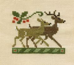 Anita's Stitching: Prairie Schooler Ornament