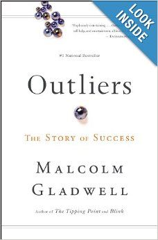 Outliers: The Story of Success: Malcolm Gladwell: 9780316017930: Amazon.com: Books --- Mark Vanden Akker