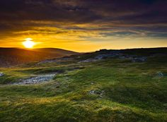 Sunset over Wicklow Mountains, Ireland. Sunset over Wicklow Mountains , Sally Ga , Emerald Isle, Luck Of The Irish, Northern Ireland, Oh The Places You'll Go, To Go, Around The Worlds, Mountains, Sunset, Landscape