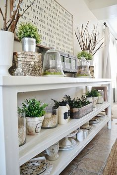 Very cute and  great use of large wall space! I have large walls that I don't know what to do with and this is a great start!