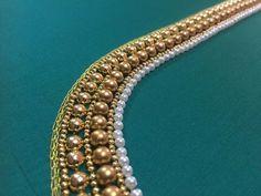 Wedding Saree Blouse Designs, Pattu Saree Blouse Designs, Blouse Designs Silk, Designer Blouse Patterns, Dress Neck Designs, Hand Work Blouse Design, Simple Blouse Designs, Stylish Blouse Design, Aari Work Blouse