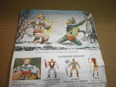 Figuras Masters del Universo: - Foto 4 - 50775622