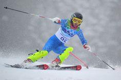 Marjan Kalhor - Muslim Skier