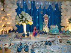 Mesa da Frozen 5
