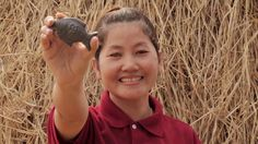 Lucky Iron Fish- Iron deficiency is a major problem around the world. Buy a fish for a family, and they can cook with the fish at each meal, to provide 90% of their daily iron needs for up to 5 years.
