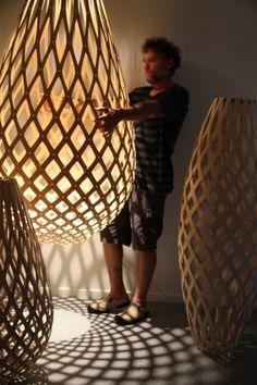 David Trubridge's Memorable Work | David Trubridge