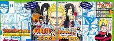 Masashi Kishimoto y Kenji Taira dibujan nuevo one-shot por la película Boruto: Naruto the Movie.