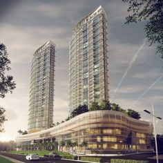 CGarchitect - Professional 3D Architectural Visualization User Community | City Mall