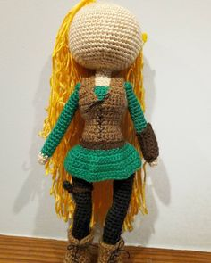 Here's the prototype for my line of Fantasy elf dolls. If you have any suggestions for the name of the line please let me know! Can't start selling them til they have a name :)  #crochels #crochet #crocheting #etsyusa #etsyfinds #etsyshopowner #etsyseller #etsy #etsystore #crochetseller #crochetblog #kawaiicrochet #crochetersofinstagram #supporthandmade #geekycrochet #handmade #handmadecrochet #crochetcreations #fantasy #elves #fantasyland #elvish #elven #amigurumi #kawaii #wip…
