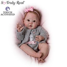 Cuddly Coo! Baby Doll