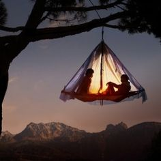 How does camping in a tent hanging 6,562 feet in the air sound?