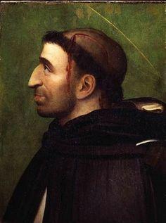 Girolamo Savonarola, par Fra Bartolomeo