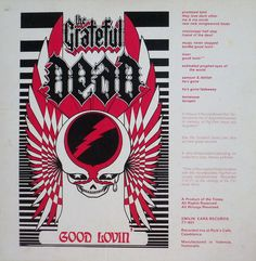 Grateful Dead Good Lovin' Smilin' Ear Records 77-401 Original 4LP Box Set  $110.00 via bixleyheath, Bonanza