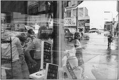 Tom Arndt 7TH HENNEPIN STREETSCENE, MINNEAPOLIS, 1979. Gelatin silver print.