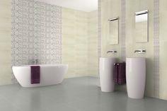 Colección Alisha. Disponible en 20x60 cm. Acabado Brillante. Gloss surface finished. #alisha #tauceramica #color #ceramica #tile #revestimiento #walltile #interiordesign #baño #bathroom www.tauceramica.com www.facebook.com/tauceramica