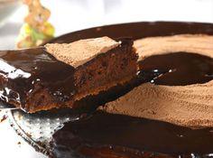 Receita de Bolo de Chocolate e Laranja - bolo e fantastico muito bom mesmo ...meus filhos...