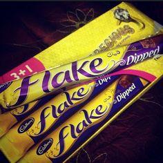 Flake Dipped!