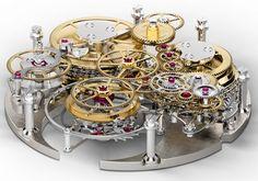 Chronométrie Ferdinand Berthoud FB1 Watch: Debuting A New-Old Name In Haute Horlogerie