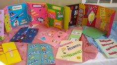 Lapbooks e Quiet Books ~ Orientación en Galicia