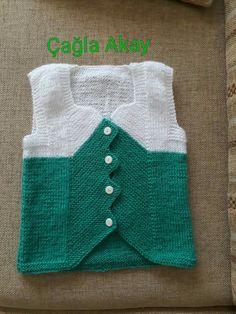 Baby Cardigan Knitting Pattern Free, Knitting Patterns Boys, Baby Knitting Patterns, Knitting Stitches, Knit Cardigan, Pullover Design, Sweater Design, Crochet For Kids, Crochet Baby