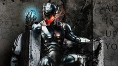 First Full Look at Ultron in New Avengers: Age of Ultron Concept Art
