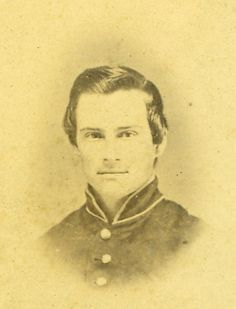 Lewis W. Sutton, Company Clerk And Diarist The... - The Civil War Parlor