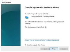 Learn about microsoft teredo tunneling adapter, fix and install microsoft teredo tunneling adapter driver code 10 driver problem.
