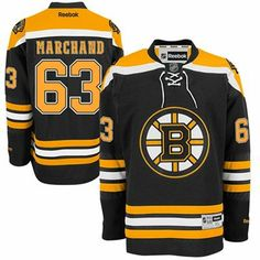 Marchand Bruins Jersey