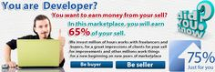 With us from your first sale you will earn of the sell product. Earn Money, It Works, Investing, Earning Money, Nailed It