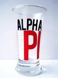 Alpha Omicron Pi Sorority Fraternity Greek by frecklefoxboutique, $9.99  I want thissss! <3
