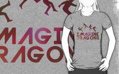 Imagine Dragons #3 by davelizewski