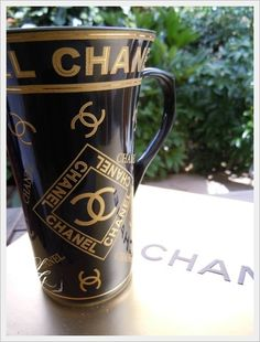 Mug Chanel ! by Janny Dangerous