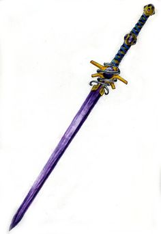 Amethyst Sword-Final by Gerak