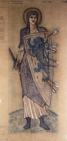 please play by the rules (Fortitude ~ Sir Edward Burne-Jones)