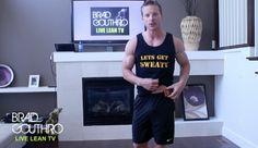 Brad Gouthro Train Like an Athlete 4 min tabata workout video found on http://www.bradgouthrofitness.com/train-like-an-athlete-tabata-workout/