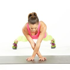 Tone Every Inch of Your Body With Our No-Equipment Workout- Good workout. Easy on my sore knee