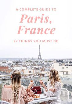How to See Paris, France in 3 Days (72 Hours) - a Complete Guide to Paris France. 27 things that you must do: Free things to do in Paris and Cheap Places to eat in Paris #travel #paris #france