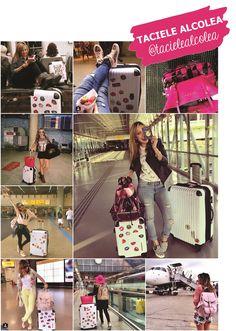 Looks de aeroporto da TACIELE ALCOLEA #aerolook