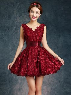 Doresuwe.com SUPPLIES 双肩 編み上げ 綺麗目二次会ドレス 結婚式ドレス ブライドメイドドレス 新品ブライズメイドドレス