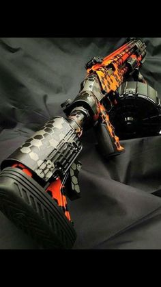 Hex Camo Drum MagLoading that magazine is a pain! Get your Magazine speedloader today! http://www.amazon.com/shops/raeind