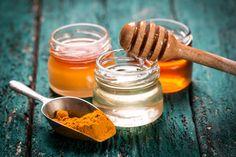 Miele e curcuma: antibiotico naturale contro i disturbi di stagione | Cure naturali | Bloglovin'