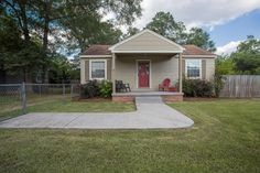 Jocelyn Raimey  RE/MAX Real Estate Partners Office: 601-269-2001 Cell: 601-818-2175. CUTE is not grand enough...This is a 'Y'ALL, I HAVE TO HAVE IT' kind of home! This cottage is small, but packs a big punch. On a corner lot, this well manicured property is fenced for privacy and has immediate access to The Longleaf Trace. Exhibiting the charm of THE AVENUES, the improvements to this home are both current and reminiscent of its original design. Schedule your showing today! Corner Lot, Central Heating, In Ground Pools, Schedule, Punch, Shed, Real Estate, Cottage, Outdoor Structures