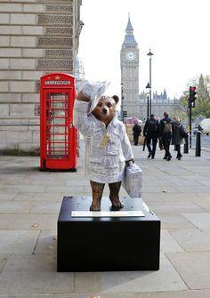 Meet Good News Bear: The Telegraph joins the Paddington Trail - Telegraph